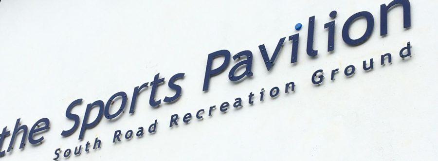 Sports Pavillion Logo