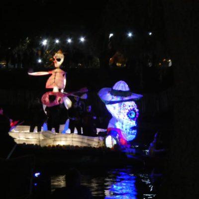 Lit Up Float Venetian Float 2019