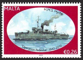 Malta Stamp 1