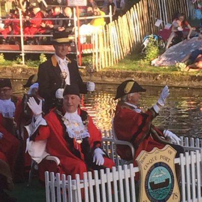 Mayors Float Venetian Fete 2019