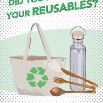 Reusables Poster