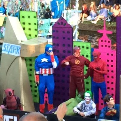 Ven Fete 2019 Superheros