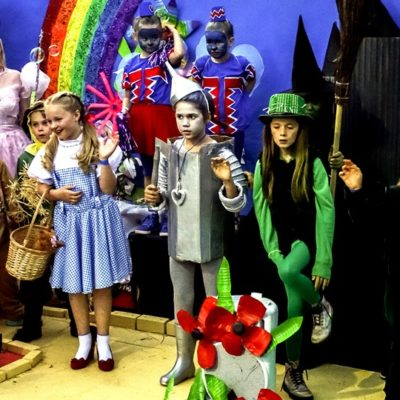 Wizard Of Oz Float Ven Fete 2019