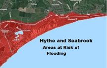 Hythe Flood Risk Area 03.01.20