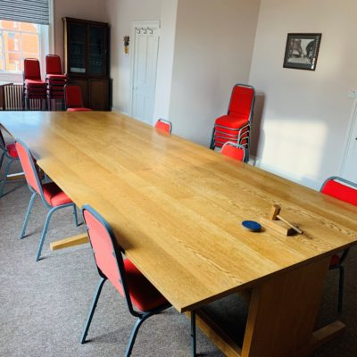 Oaklands Meeting Room Table 2